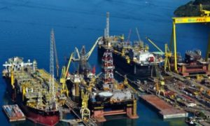 Vagas offshore na Modec